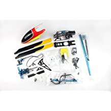 RC 450 Helicopter Kit (Blue)