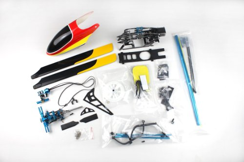 Hausler RC 450 Helicopter Kit - 3d Kit Rc Helicopter