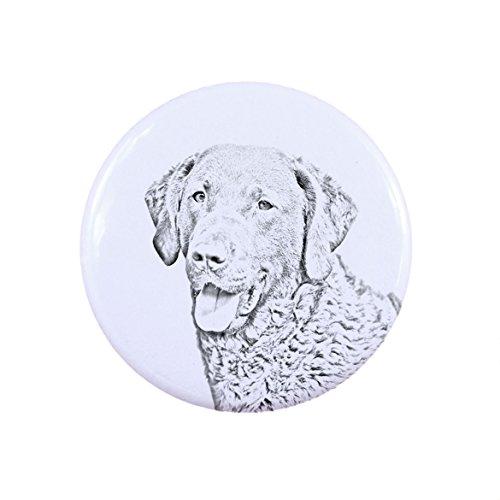 (ArtDog Ltd. Chesapeake Bay Retriever, a Ring with a Dog)