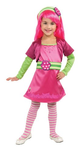 7th Avenue Costumes Location (Rubies Strawberry Shortcake Raspberry Tart Wig)