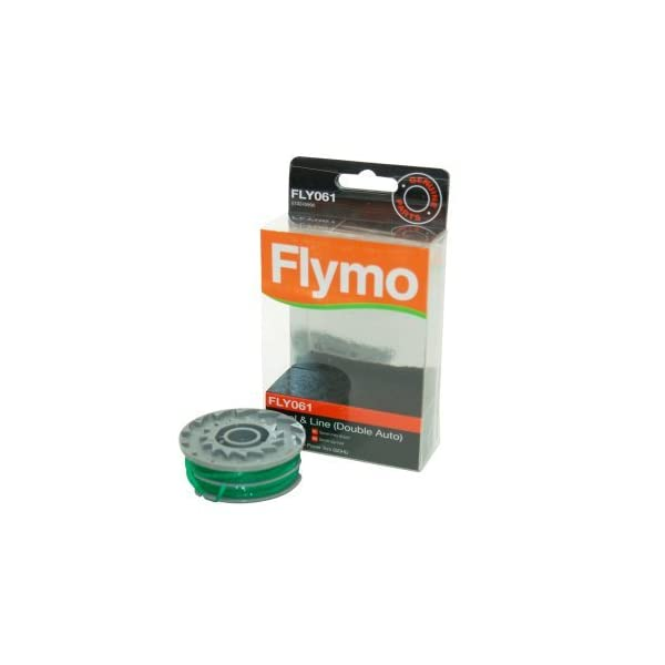 Flymo 5102459905 Strimmer Spool and Line, 2.0 mm
