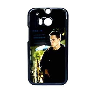 Generic For M8 Htc Printing With The Bourne Identity Plastic Phone Case For Girls Choose Design 7