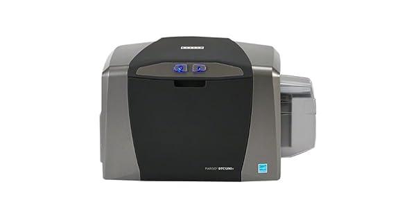 Amazon.com: Fargo 050120 dtc1250e Impresora de tarjetas ID ...