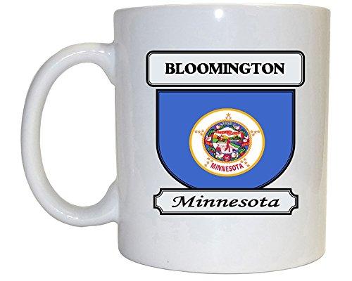 Bloomington, Minnesota (MN) City Mug