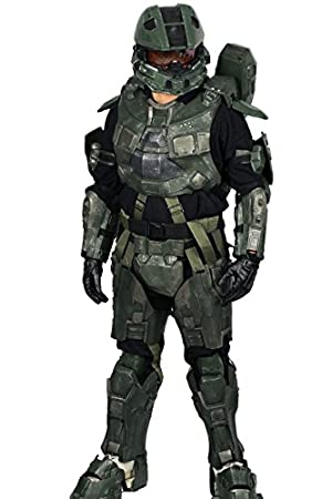 Halo 3 Deluxe Master Chief Costume · Halo Master Chief Costume  sc 1 st  Creative Costume Ideas : halloween costumes master chief  - Germanpascual.Com