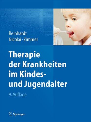 Download Therapie der Krankheiten im Kindes- und Jugendalter (German Edition) Pdf