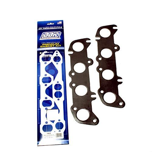 (BBK Performance Parts 1410 Premium Header Gasket Set For Stock Or Aftermarket Headers Premium Header Gasket Set)