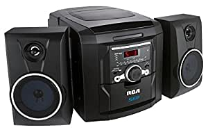 RCA RS22162 5-Disc CD Audio System with AM/FM Radio