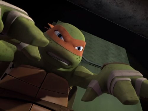 Pizza Face (Ninja Turtles Who Is Who)