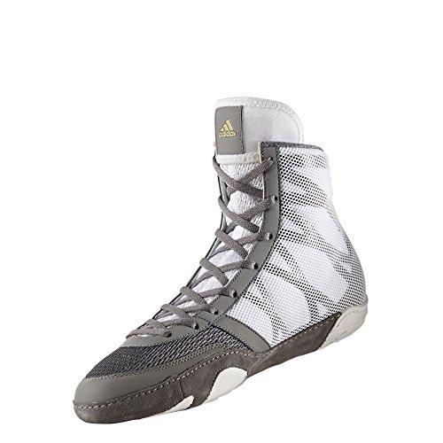 Adidas gold white Chaussures Wrestling Iii Grey Pretereo wHTx7XrqH