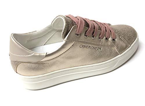 Femme Basses 25605pp1 Crime Sneakers London Or tqx8wPIw