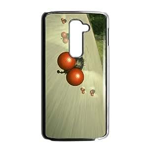 LG G2 phone case Black MinusculeMOL7631381