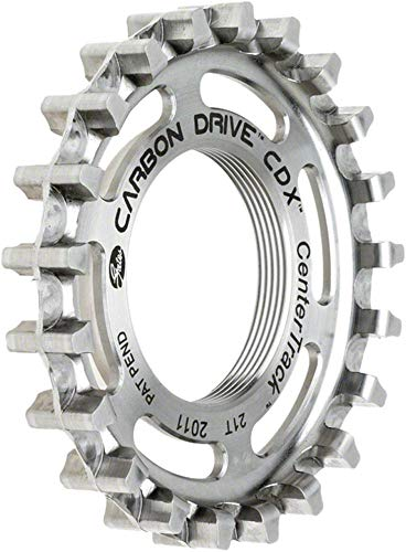 Gates Carbon Drive CDX CenterTrack Rear Sprocket 21 tooth Fixed