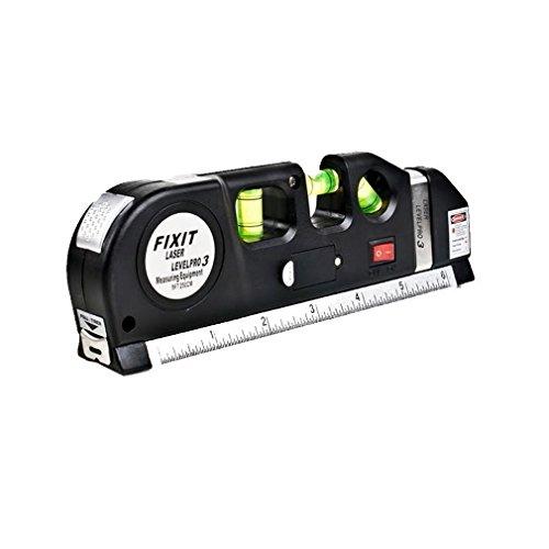 welinks-adjusted-standard-and-metric-laser-level-rulermultipurpose-laser-measure-line-with-8ft-measu