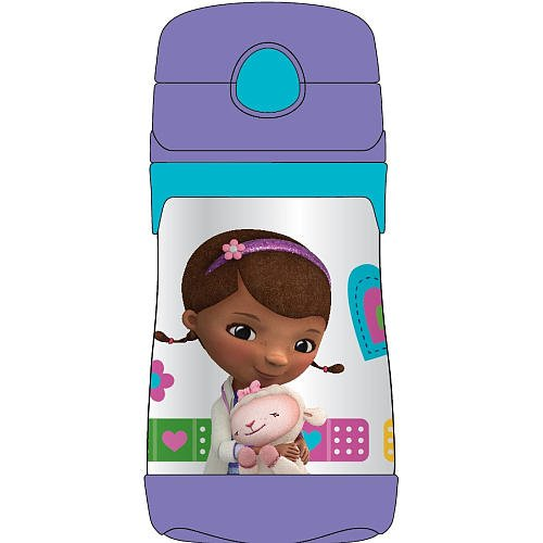 Thermos McStuffins Stainless Steel Bottle