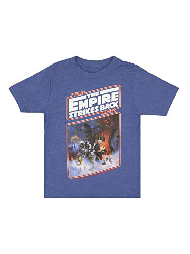 Out of Print Star Wars: The Empire Strikes Back Kids' T-Shirt 6 Yr]()