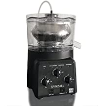 Spinzall Culinary Centrifuge - first centrifuge designed for culinary use, 4100 rpm speed, 500 ml single batch capacity for use in restaurants, bars, and home kitchens