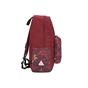 JanSport Unisex Super FX Multi Rose Camo Backpack