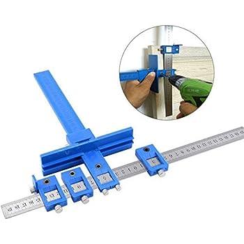 Kreg Tool Company Khi Pull Cabinet Hardware Jig Amazon Com