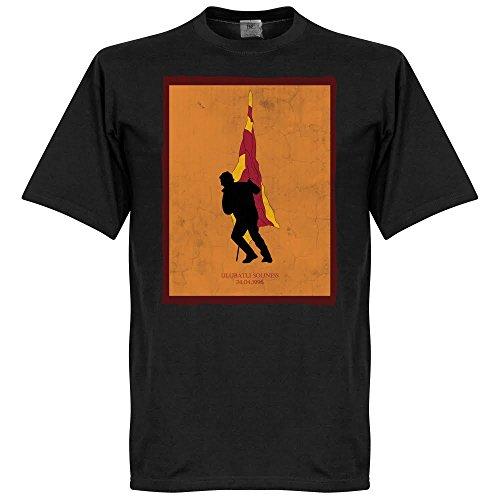 Ulubatli Souness Galatasaray Fahne T-shirt - schwarz