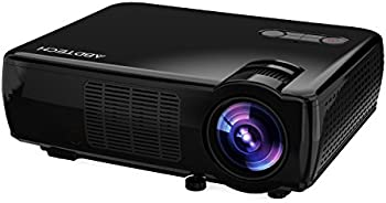 Abdtech ST-GP33 2600-Lumens LCD Home Theater Projector
