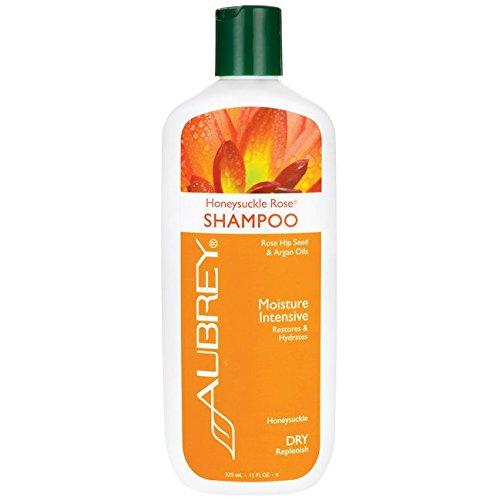 Aubrey Organics Honeysuckle Rose Shampoo product image