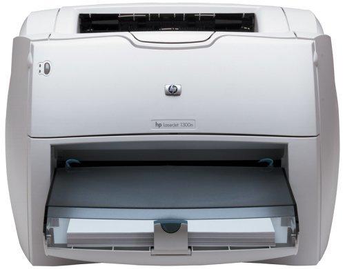 Amazon.com: Hewlett Packard Laserjet 1300 USB/Parallel Laser ...