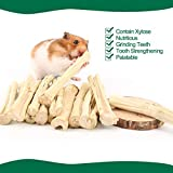 BWOGUE 300g Pet Snacks Sweet Bamboo Chew Toy for