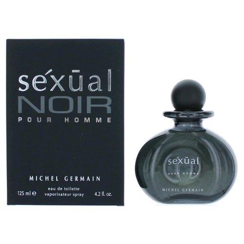Michel Germain Sexual Noir 4.2 Ounce Eau de Toilette Spray by Michel Germain
