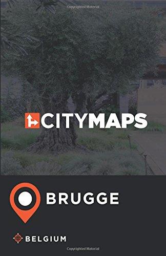 City Maps Brugge Belgium PDF