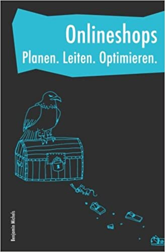 Cover des Buchs: Onlineshops - Planen. Leiten. Optimieren