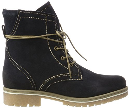 Tamaris Women's 26793 Chukka Boots Blue (Navy) NARw4BeM
