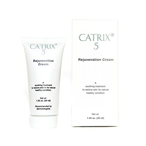 Treatment Laser Post (Catrix 5 Rejuvenation Cream - Post Surgery Recovery, Relief & Rejuvenation Skin Care Treatment, 1.25 Fl. Oz)