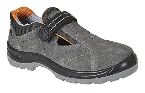 Portwest fw42Steelite sandalias de trabajo 38/5 gris