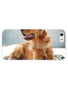 3d Full Wrap Case for iPhone 5/5s Animal Cute Dog89