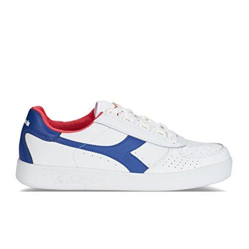 con Unisex Plataforma Adulto Amor blanco blue Diadora C7058 Sandalias B Elite Rojo BwqccXtg