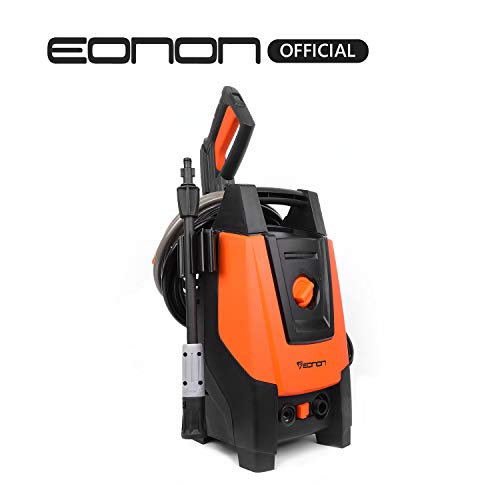 Eonon Electric Pressure Washer 2030 PSI 1.85 GPM High Pressure Washer,16.4-Amp Professional Washer Cleaner Machine with Spray Gun,Adjustable Nozzle, Power Wash Machine,Car Washer-PW181U