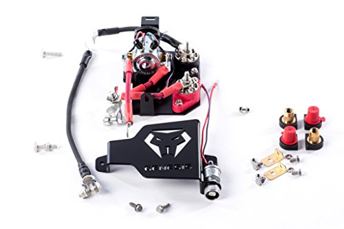 Off Road Batteries - Genesis Offroad Polaris RZR 1000 Dual Battery Kit