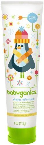 BabyGanics Hiney Helper crème érythème fessier - Sans Parfum - 4 oz