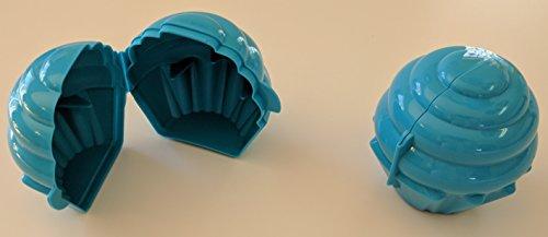 Tupperware Cupcake Keepers Set in Cool (Cupcake Keeper)