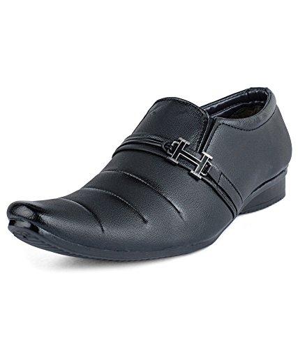 aadi Men's Black Formal Shoes(10) (B01FC5197U) Amazon Price History, Amazon Price Tracker