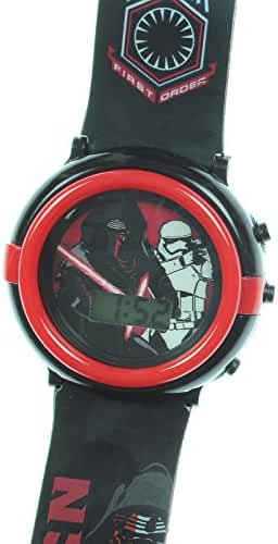 Star Wars Kid's Kylo Ren and Stormtrooper Light Up Watch