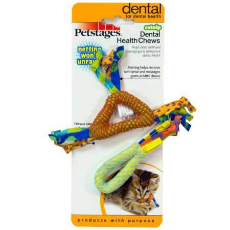 Petstages Catnip and Dental Health Cat Toys