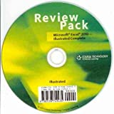 Review Pack - Microsoft Office Excel 2010 - Illustrated Complete, Course Technology, 0538749431