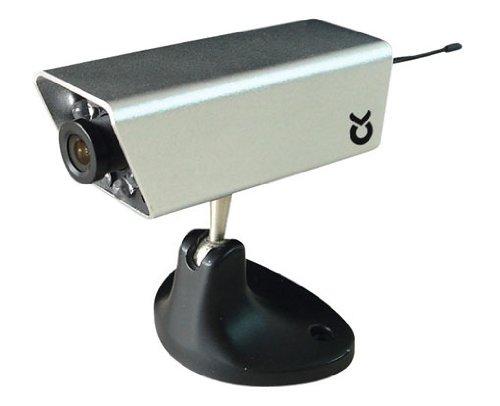Kerbl 322080 Anhängerkameraset 2,4 GHz 2,5 Monitor