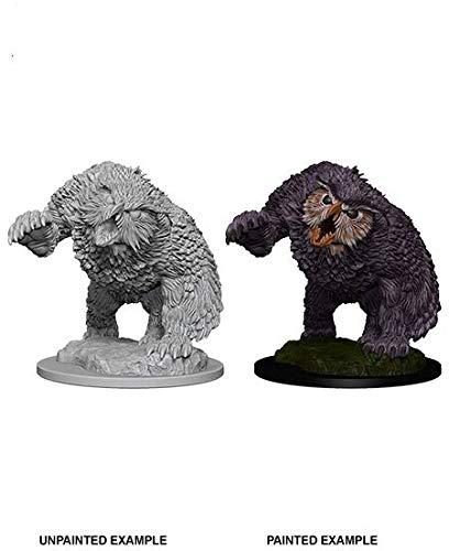 Dungeons & Dragons Nolzur's Marvelous Unpainted Minis: Owlbear