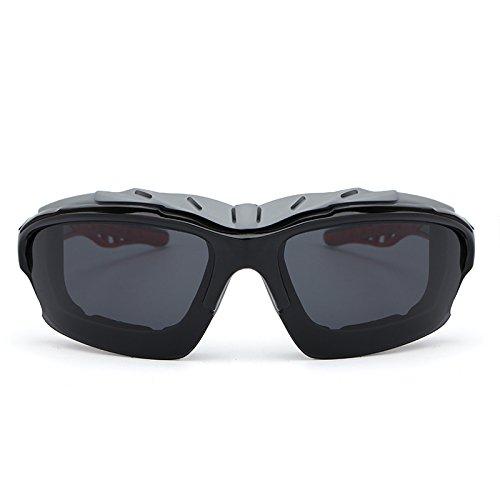 de De Lunettes Lunettes Soleil Black Gafas de Polarisées Shishanyun Hommes Nocturne Lunettes Vision Soleil de Nocturne Lunettes Sol Soleil Masculine gray Vision Hommes de Lunettes de wH6XRzq6