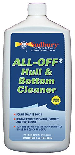 Sudbury All-Off Hull + Bottom Cleaner, 32 oz by Sudbury