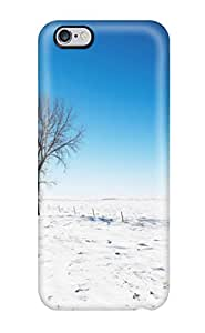 ZippyDoritEduard Fashion Protective Snow Road Tree Case Cover For Iphone 6 Plus