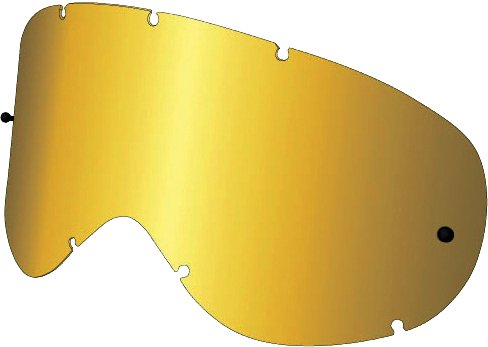 Dragon MDX Replacement Anti-Fog Lens - One size fits most/Gold - Dragon Ionized Lens